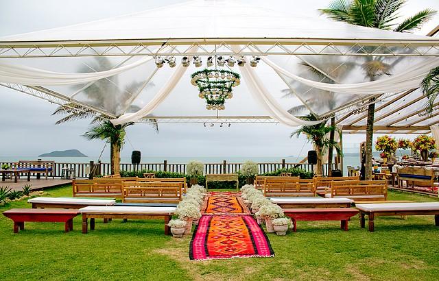 Villa Rasa Marina - Decoração rústica valoriza a paisagem