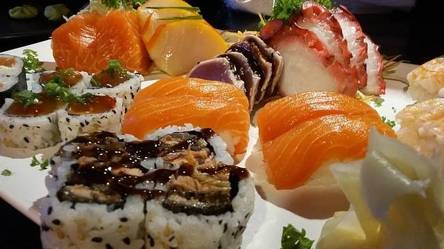 No Kojiki, combinados e rodízio encantam os fãs da culinária japonesa