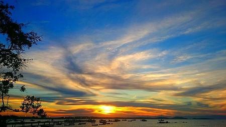 Cerimônias acontecem ao pôr do sol no Donna Jô