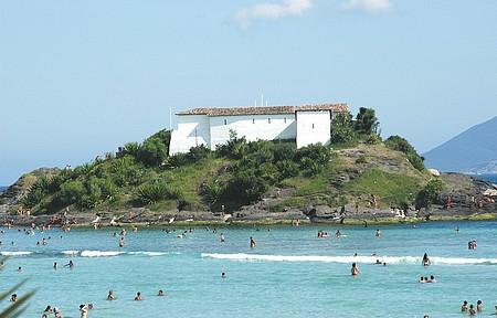 Praia do Forte é uma das mais concorridas