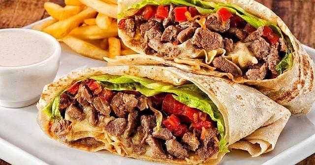 Kebabs são deliciosos