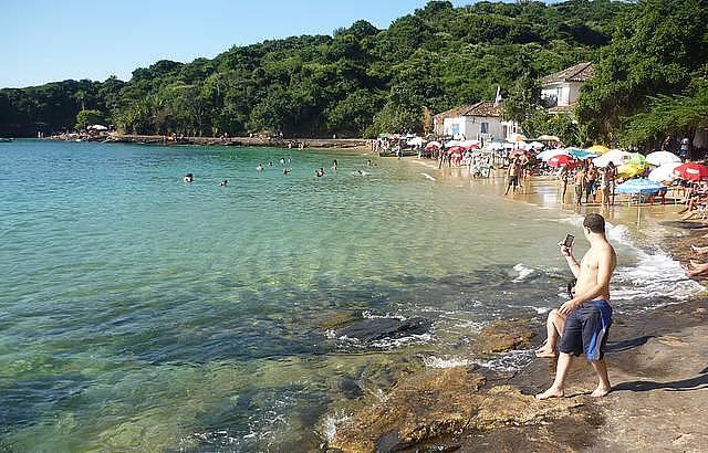 Fotos praia joao fernandes buzios rj 71