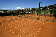 Tênis, Paddle e Squash